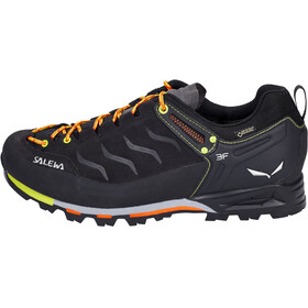 Salewa MTN Trainer GTX Shoes Men black/sulphur spring
